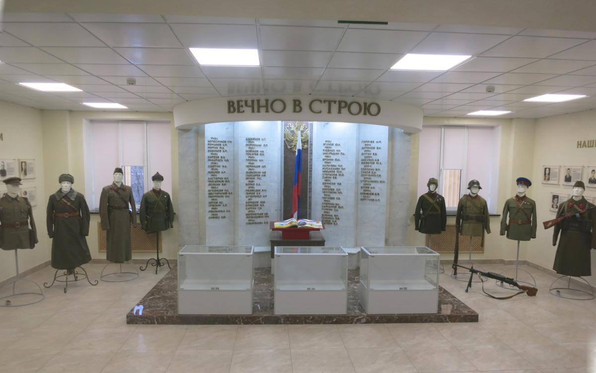Выставка вооружения НКВД